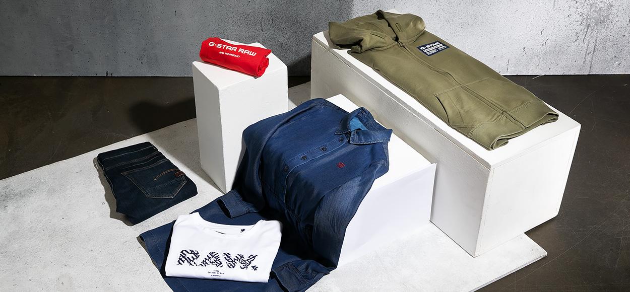 G-STAR RAW en vente privée chez VEEPEE